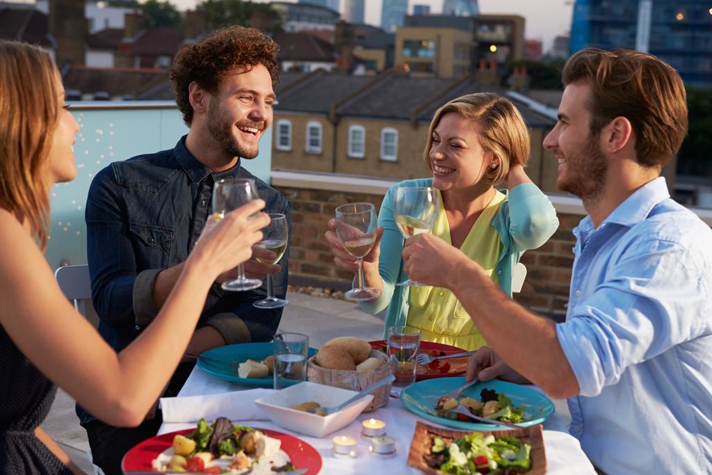 Gemeinsam essen, mit Communities wie Jumping Dinner