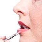 Lippenstift richtig auftragen