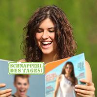 Das amenita Schnapperl - Das Zeitungsabo