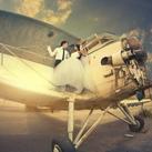 Standesamtlich heiraten im nostalgischen Flugzeug