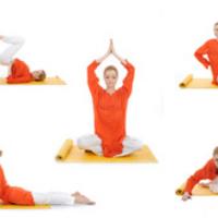 Yoga Übungen