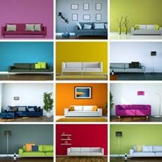 Farbideen  Farbgestaltung - Farbideen für Zuhause, das solltest Du wissen