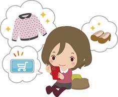 Shoppen mit Fashion-Apps