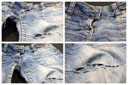 Jeans flicken lassen