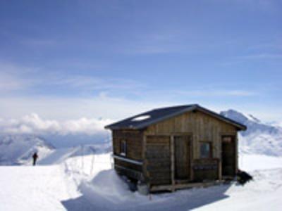 Berghütte Silvester