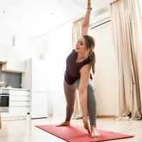 Mit Plus Size Yoga neues Selbstbewusstsein tanken