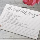 Liebesbriefe Vorlagen für Männer