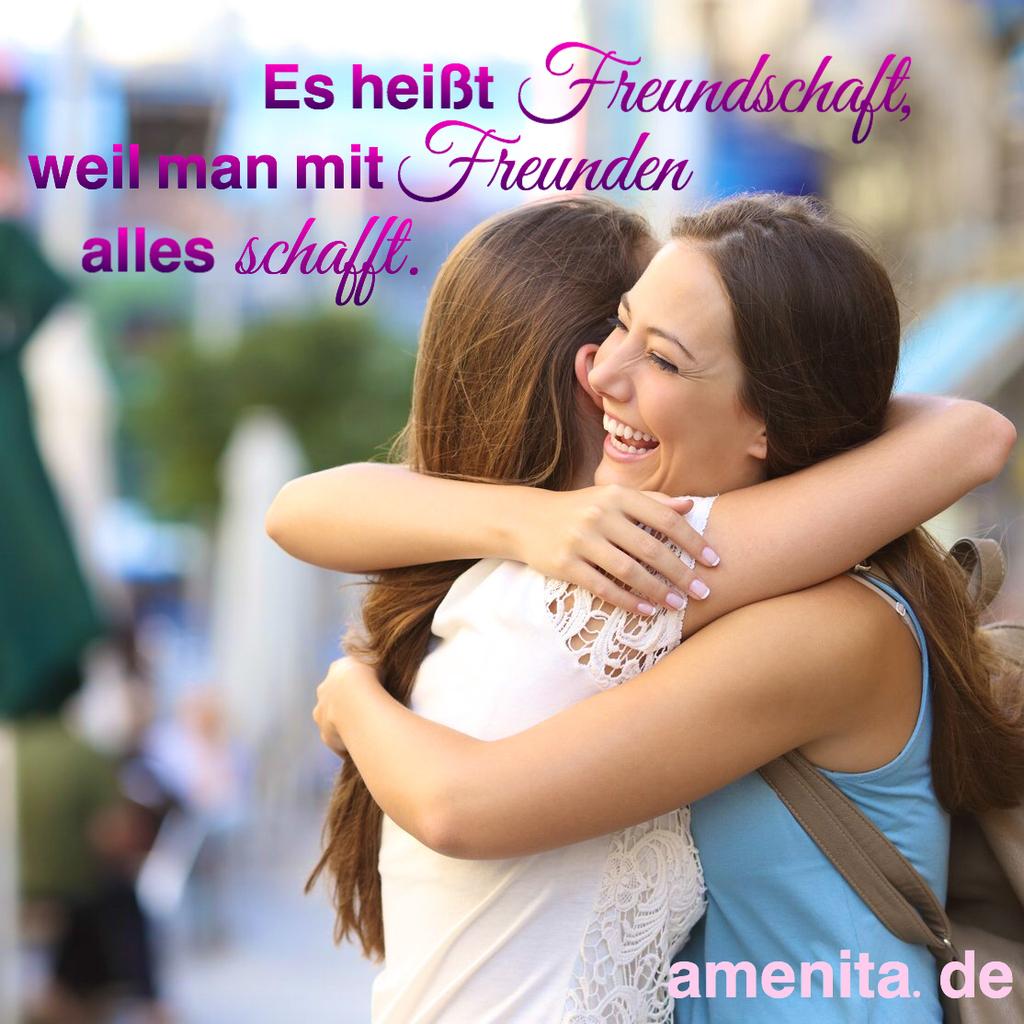 Mädels-Freundschaft