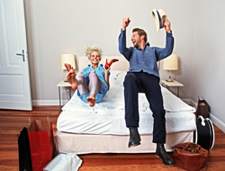 Erst Hotelbewertungen lesen, dann buchen