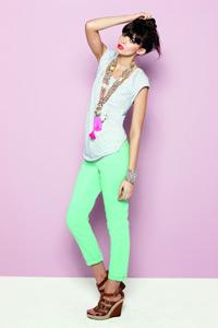 Modetrends im Sommer 2012