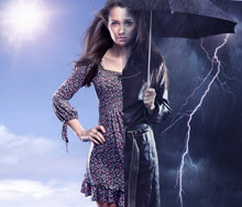 Wetterfühligkeit bei Frauen